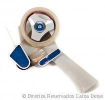 Aplicador de Fita Adesiva Azul