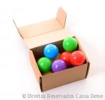 Caixa de Papelao para Sedex com bolinhas