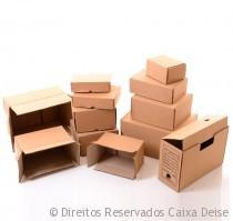 Caixas de Papelao para Sedex