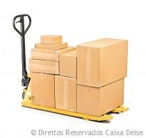 Caixas Papelão Transporte
