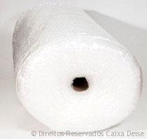 Papel Bolha - Plástico Bolha